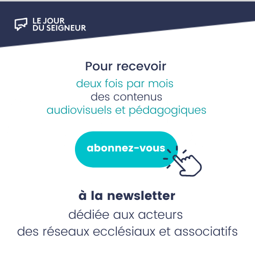 La newsletter REA, le meilleur des contenus chrétiens pour les réseaux ecclésiaux et associatifs - Je m'inscris