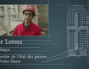 Les piliers de Notre-Dame épisode 1