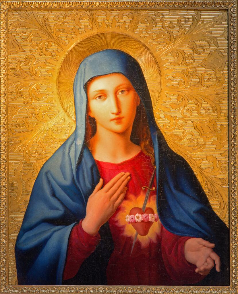 assomption vierge marie 15 août